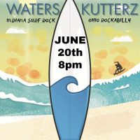 The Kookie Kutterz & Strange Waters
