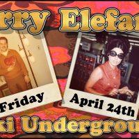 Larry Elefante trio live from Tiki Underground
