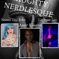 Naughty Nerdlesque at Tiki Underground
