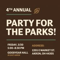 Party for the Parks! 2020 (CANCELED)