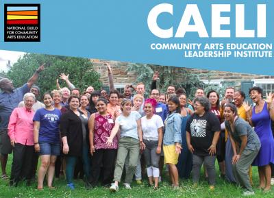 Community Arts Education Leadership Institute Prof...