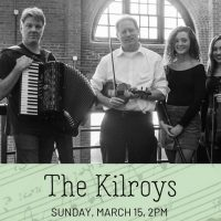 St. Patrick's Day Celebration with The Kilroys