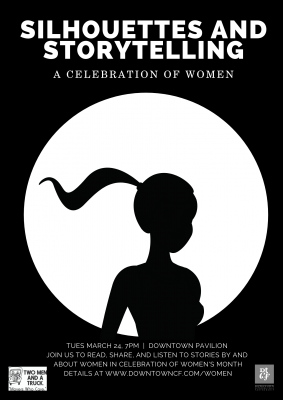 Silhouettes and Storytelling: A Celebration of Women (POSTPONED)