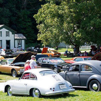Hale Farm and Village Car Meet 2020 (canceled)