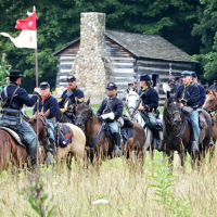 Civil War Reenactment 2020 at Hale Farm & Village