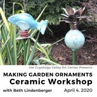 Making Garden Ornaments with Beth Lindenberger