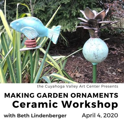 Making Garden Ornaments with Beth Lindenberger (Ca...