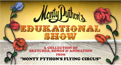 AUDITIONS: Monty Python's Edukational Show