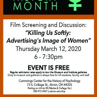 "Free Film event ""Killing us Softly"""