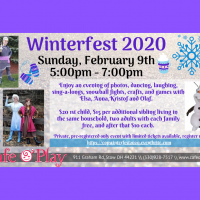 Winterfest 2020 at Cafe O'Play