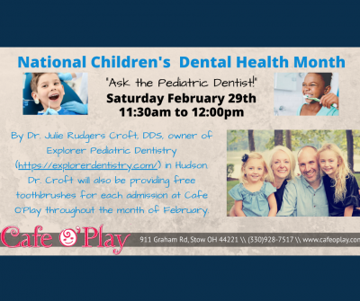 Ask the Pediatric Dentist