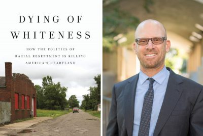 """Dying of Whiteness"" author Jonathan Metzl"