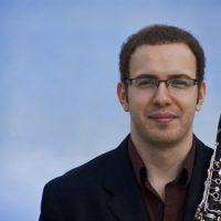 Faculty clarinetist Stanislav Golovin