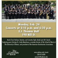 Band Clinic Concerts