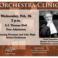 Orchestra Clinic