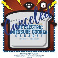 Electric Pressure Cooker Cabaret LVI (Featuring So...