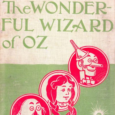 Classics Book Discussion Group (The Wonderful Wizard of Oz) CANCELED
