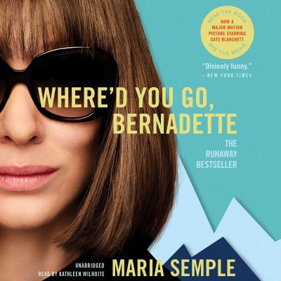 Daytime Book Discussion Group (Where'd You Go, Bernadette?)