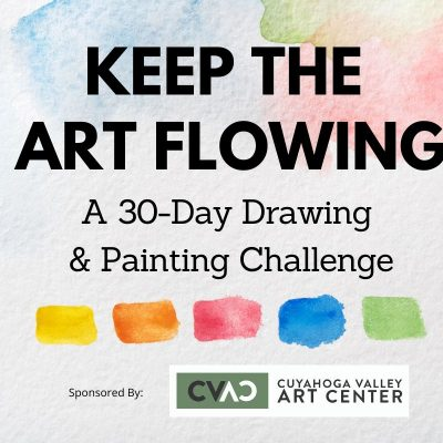 Keep The Art Flowing