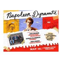 Napoleon Dynamite A Conversation with Jon Heder, Efren Ramirez & Jon Gries
