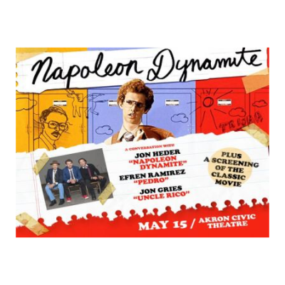 Napoleon Dynamite A Conversation with Jon Heder, E...
