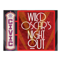 Wild Oscar's Night Out! Spirits of The Civic NEW DATE