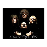 Almost Queen - NEW DATE!