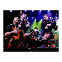 The Red Hot Chilli Pipers - Cancelled
