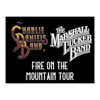 The Charlie Daniels Band and The Marshall Tucker Band