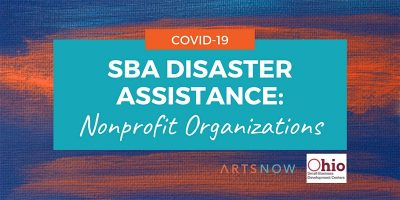 COVID-19 SBA Disaster Assistance: Nonprofit Organizations