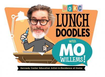 LUNCH DOODLES with Mo Willems!