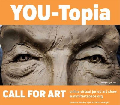 YOU-TOPIA  JURIED VIRTUAL ART EXHIBITION