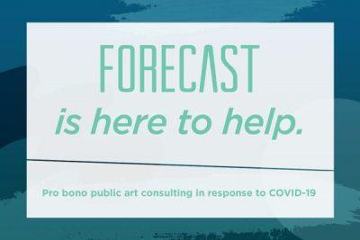 Pro-Bono Public Art Consulting