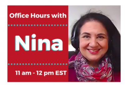 Office Hours with Nina