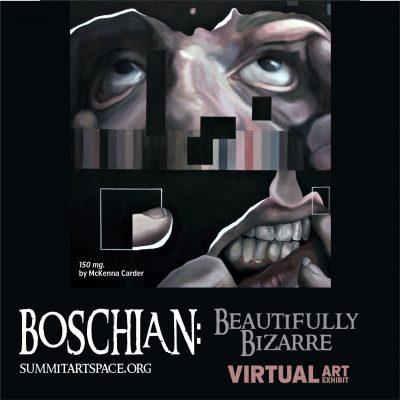 Virtual Boschian art show goes live for April 4 Artwalk
