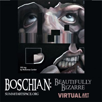 Boschian: Beautifully Bizarre Virtual Art Exhibit