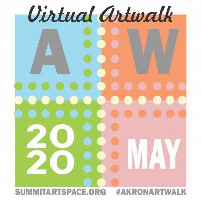 May Virtual Akron Artwalk