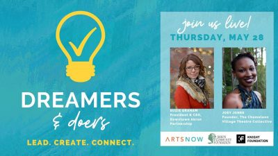 Dreamers & Doers: Suzie Graham and Josy Jones