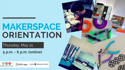 Virtual MakerSpace Orientation