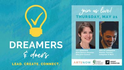 Dreamers & Doers: Cat Sheridan and Phillip Anderson