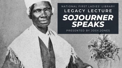 Virtual Legacy Lecture: Sojourner Speaks