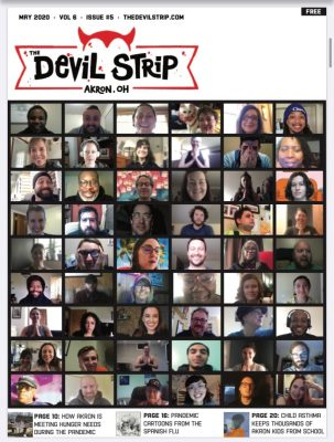 The Devil Strip - May Issue
