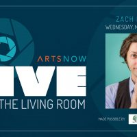 Live from the Living Room: Zach Friedhof