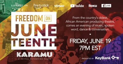 Freedom on Juneteenth | An evening of music, spoke...