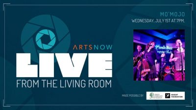 Live From the Living Room: Mo' Mojo