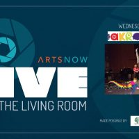 Live From the Living Room: ArtSparks
