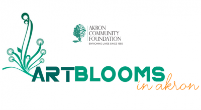 Art Blooms in Akron