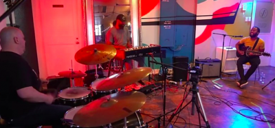 Lockdown Livestream with DTC Organ Trio