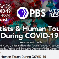 Artists and Human Touch During COVID-19 - Podcast
