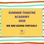 Weathervane Playhouse Virtual Summer Camps